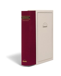 Barthelme: Collected Stories (slipcased edition)