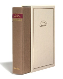 John Williams: Collected Novels (slipcased edition)